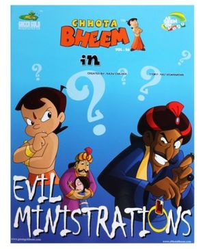 Chhota Bheem In Evil Ministrations Vol. 26