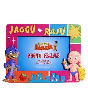 Chhota Bheem - Jaggu & Raju Photo Frame