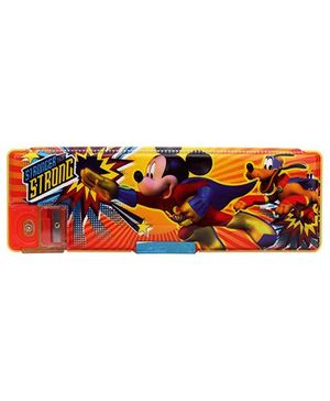 Disney Mickey Mouse And Friends Pencil Box