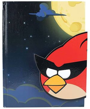 Angry Birds Magnetic Notebook - Blue