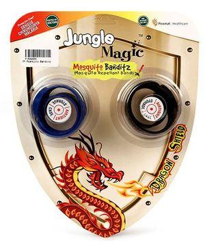 Jungle Magic Mosquito Banditz Dragon Shield - Blue And Black
