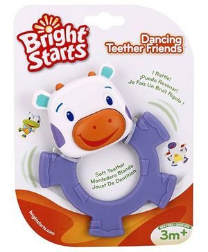 Bright Starts Dancing Teether Friends - Multi Colour