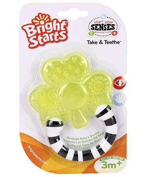 Bright Starts Take And Teethe Teether - Multi Colour