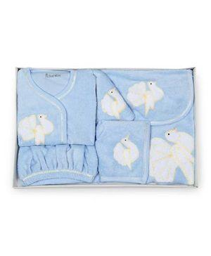 Child World Baby Clothing Gift Set - Sky Blue