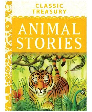 Classic Treasury Animal Stories- English