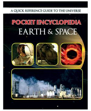 Pocket Encyclopedia Earth & Space - English