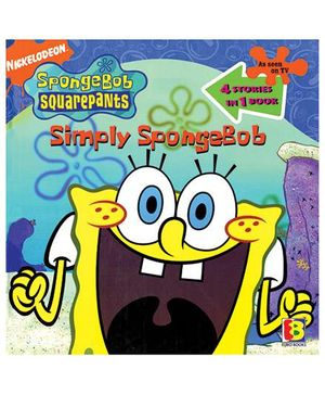 SpongeBob Squarepants Simply SpongeBob 4 In1