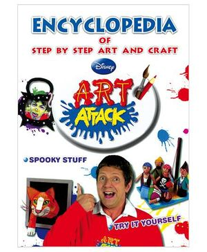 Art Attack -Spooky Stufff And Try It Yourself