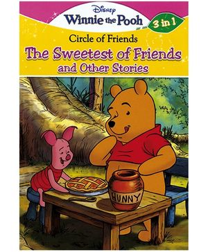 The Sweetest Of Friends And Other Stories 3 In 1 - English