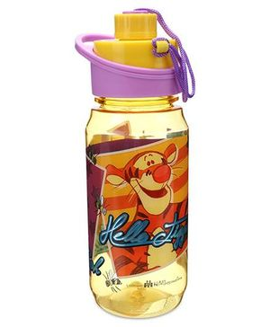 Disney Winnie The Pooh Sipper Bottle Yellow - 550 ml