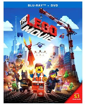 Sony Blu-ray Disc The Lego Movie - English