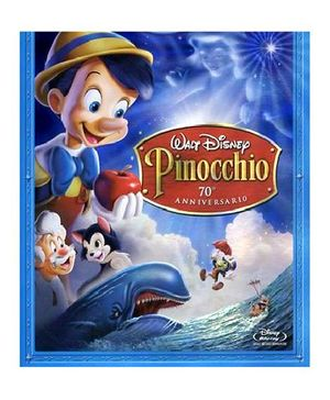 Sony Pinnocchio Blu-ray Disc U - English