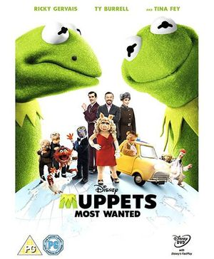 Sony Muppets Most Wanted DVD U - English