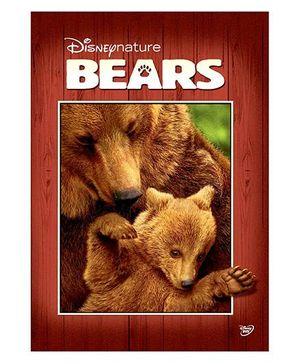 Sony Disney Nature Bears DVD U - English