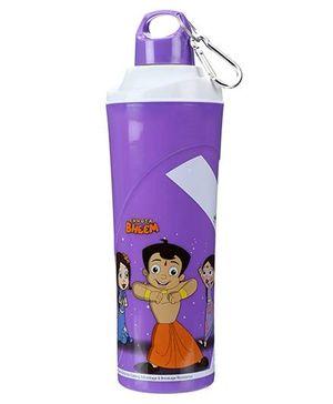 Chhota Bheem Insulated Bottle Purple - 750 ml