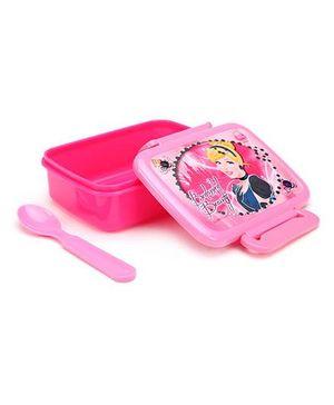 Disney Princess Cinderella Lunch Box - Pink