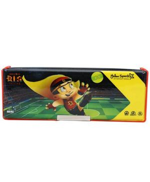 Chhota Bheem Pencil Box - Red
