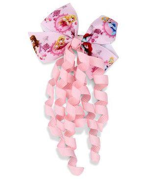 Disney Hair Clip Minnie Mouse Print - Pink