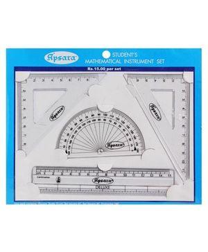 Apsara - Mathematical Instrument Set