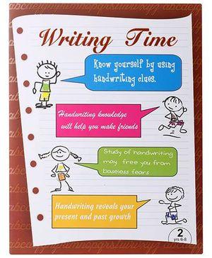 Blue Orange Publications Cursive Writing Book 2 - English
