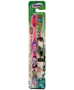 Ajay Complete Junior Soft Toothbrush Ben 10 Graphic