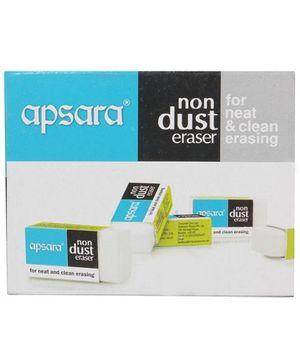 Apsara - Non Dust Jumbo Eraser