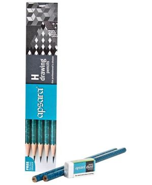 Apsara - H Drawing Pencils