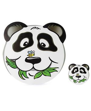 Table Mats Panda Print Pack Of 8 Pieces - Black And White