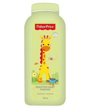 Fisher Price Sensitive Baby Powder - 200 gm