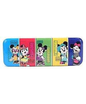 Disney Minnie Mouse Pencil Box - Multi Color