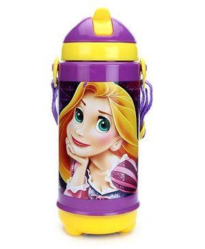 Disney  Rapunzel Sipper Bottle Purple - 420 ml