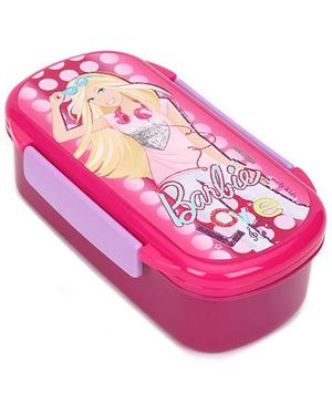 Barbie Lunch Box- Pink