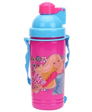 Barbie Eco Sipper Water Bottle - Pink