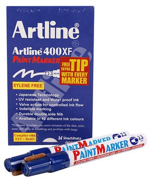 Artline Paint Marker EK-400XF - Blue