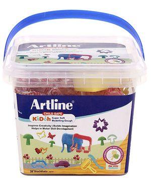 Artline Kidoh Modelling Dough -12 Colours