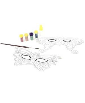 Awals Eye Mask Making Kit- Multi Colour