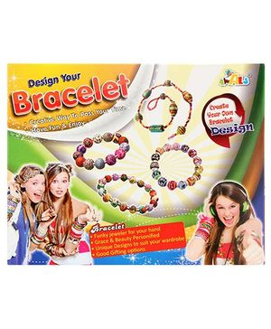 Awals Design Your Bracelet Kit- Multi Colour