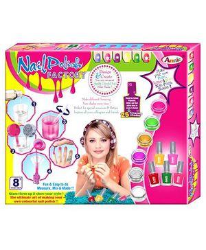 Annie Nail Polish Factory Set