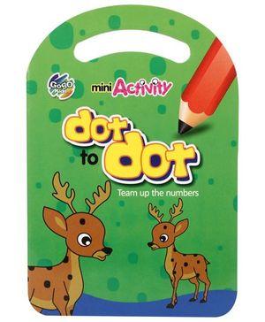 Chitra Mini Activity Book Dot to Dot - English
