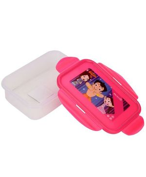 Chhota Bheem Lunch Box - Pink