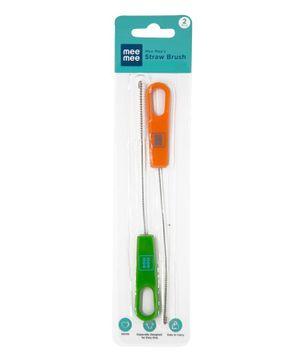 Mee Mee - Straw Brush