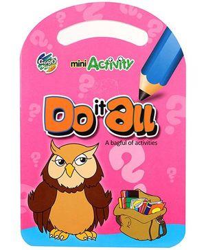 Chitra Mini Activity Book - Do It All - English