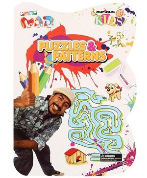Chitra Curious Kids Puzzles And Patterns - English