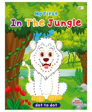 In The Jungle Dot To Dot - English