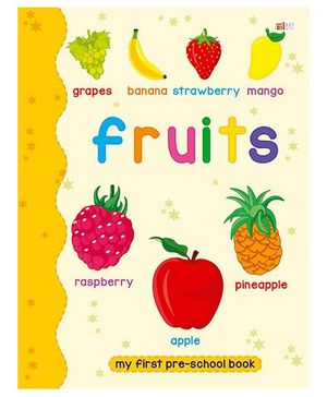 Fruits Book - English