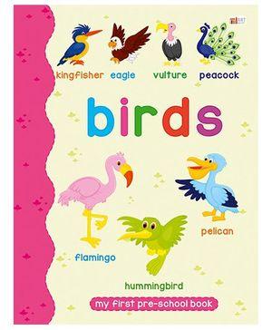 Birds Book - English
