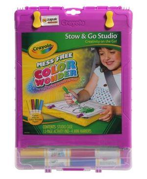 Crayola Mess Free Color Wonder