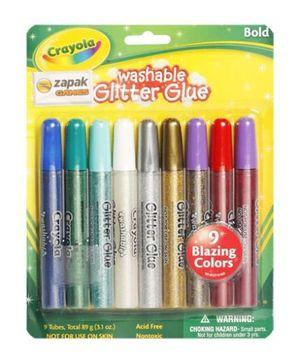 Crayola - Washable Glitter Glue