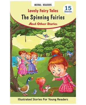 The Spinning Fairies And Other Stories - English