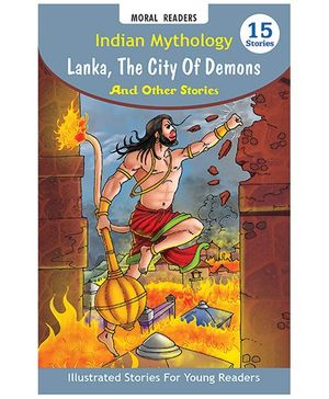 Lanka The City of Demons And Other Stories - English
